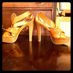 Nine West Strappy heels are a must have!